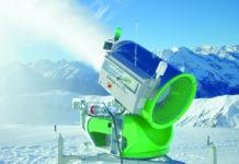 Canon à neige SUFAG (MND Group)