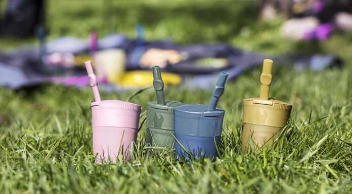 re straw bio et pack up cup