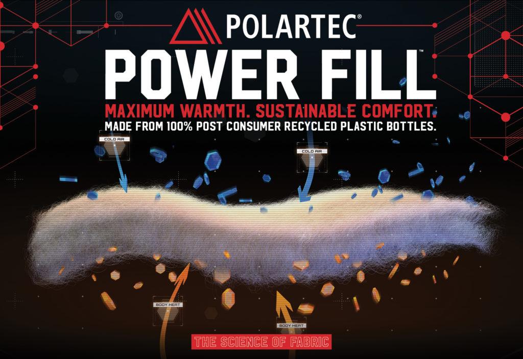 Polartec ® Power Fill™
